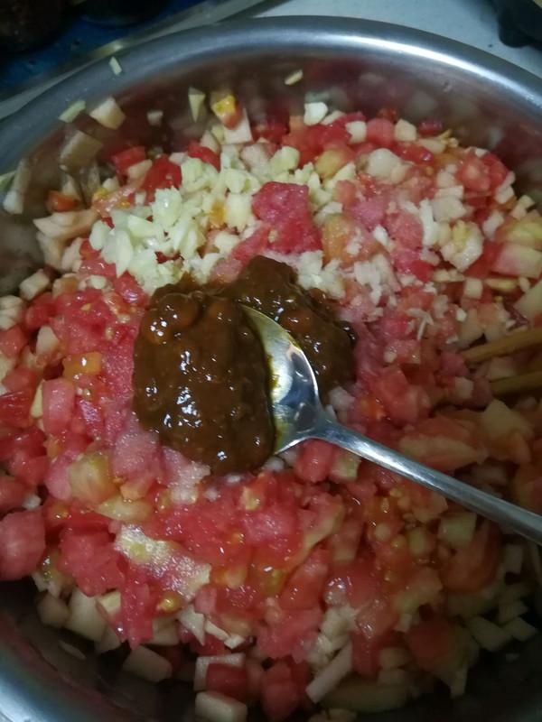北方版的西红柿酱(免v菜谱)的菜谱_做法_豆果美身上有伤口能吃蛤蜊吗图片