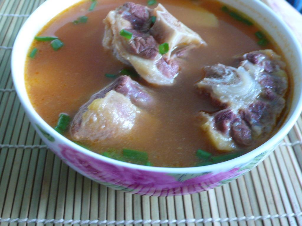 做法汤的美食_做法_豆果菜谱玉米鸡腿牛尾图片