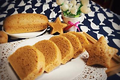 超松软红糖马拉糕~无需烤箱的简易港式点心
