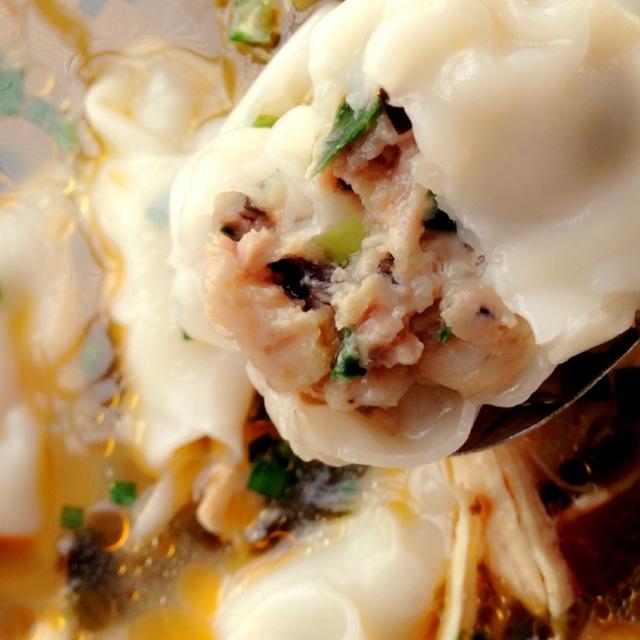 三鲜虾仁馄饨的做法_【图解】三鲜虾仁馄饨怎么做如何