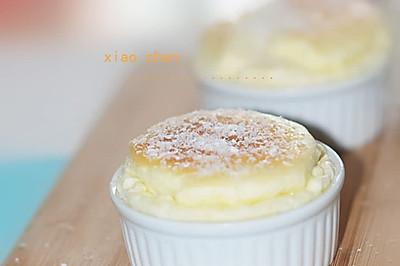 #味觉师#谁是你的舒芙蕾——舒芙蕾蛋糕