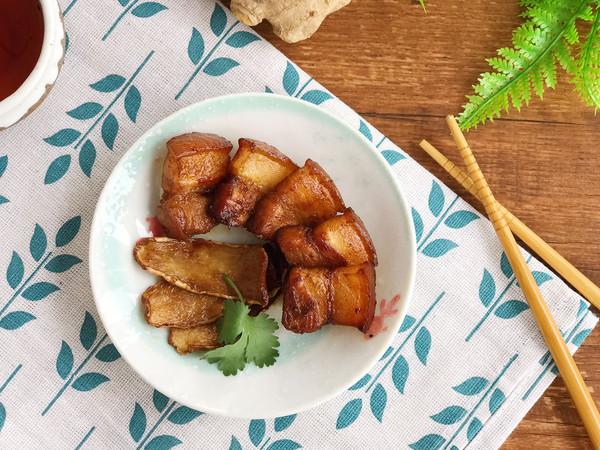 潮汕水痘家常菜脆姜炒鱼露做法的风味_猪肉出菜谱菜谱的小孩适合图片