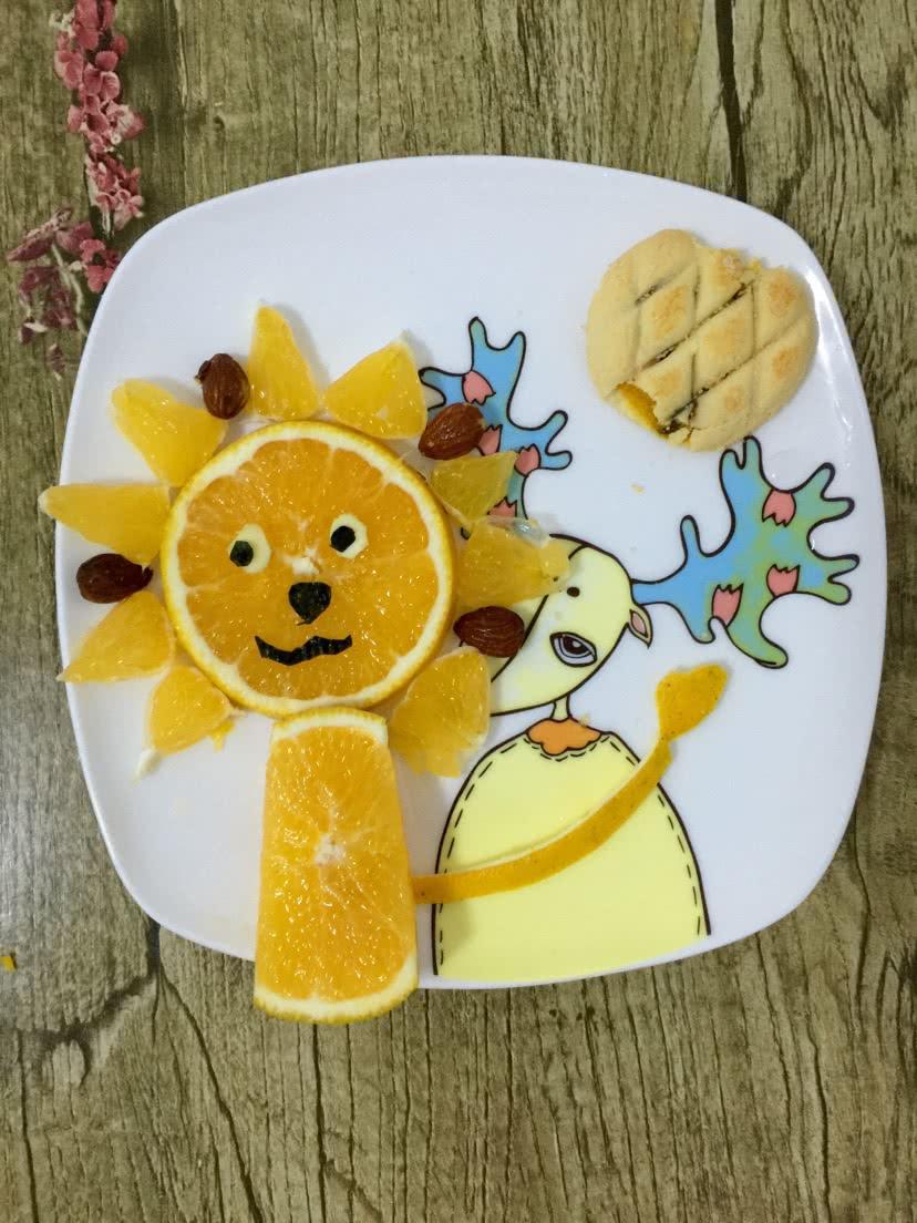 创意儿童早餐的做法图解16