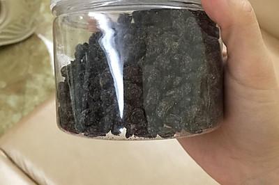 零食黑豆糖