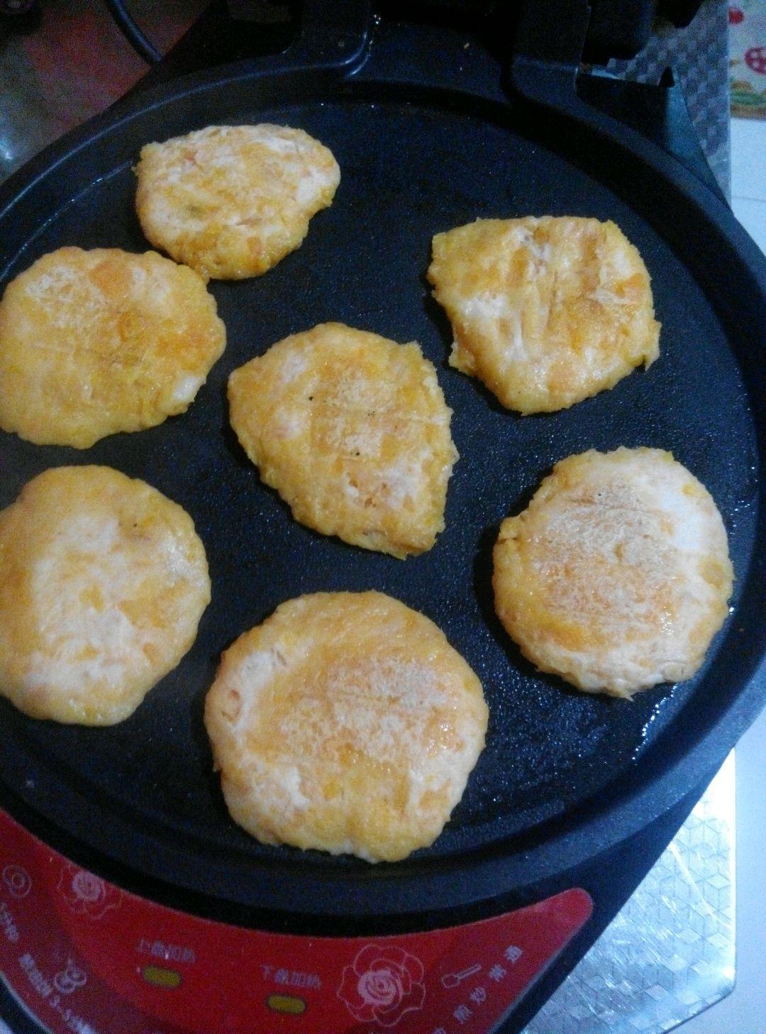 山芋饼的做法图解3