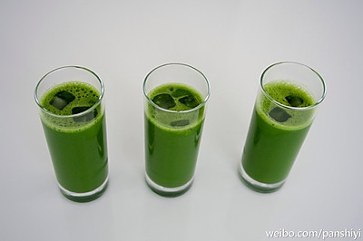 潘石屹的减肥果蔬汁2