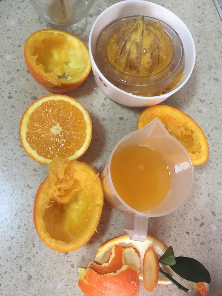 香橙慕斯的做法_香橙慕斯蛋糕的做法图解4