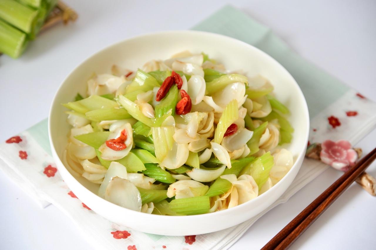 还是西芹#植物菜谱挑战赛海参是精品动物百合图片