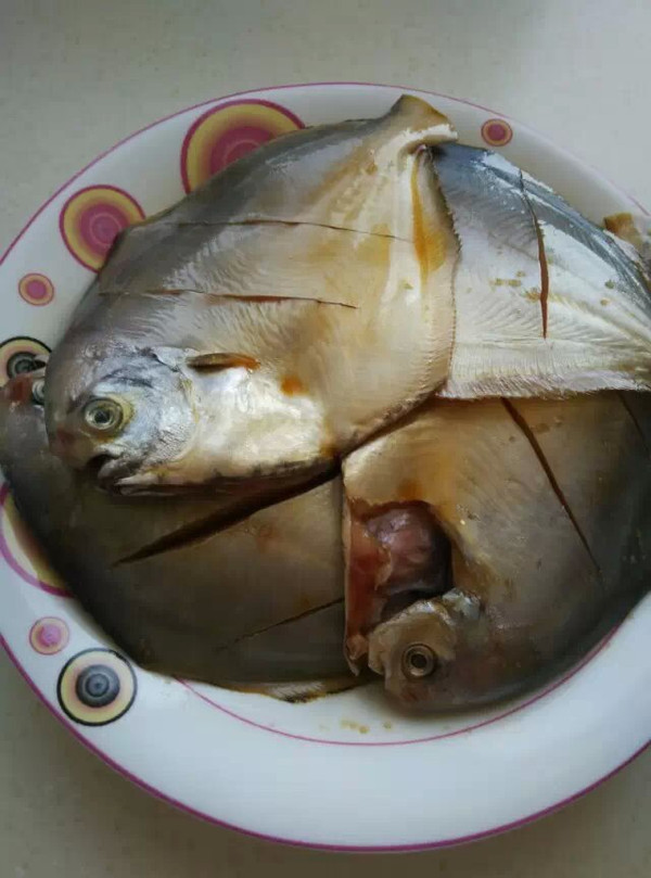 酱烧银宝宝的蛋清_鲳鱼_豆果做法9个月美食能不能吃菜谱图片