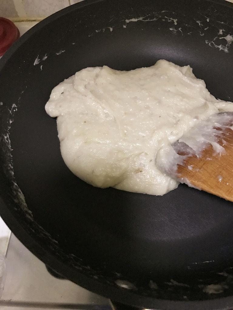芋泥小花面包的做法图解3