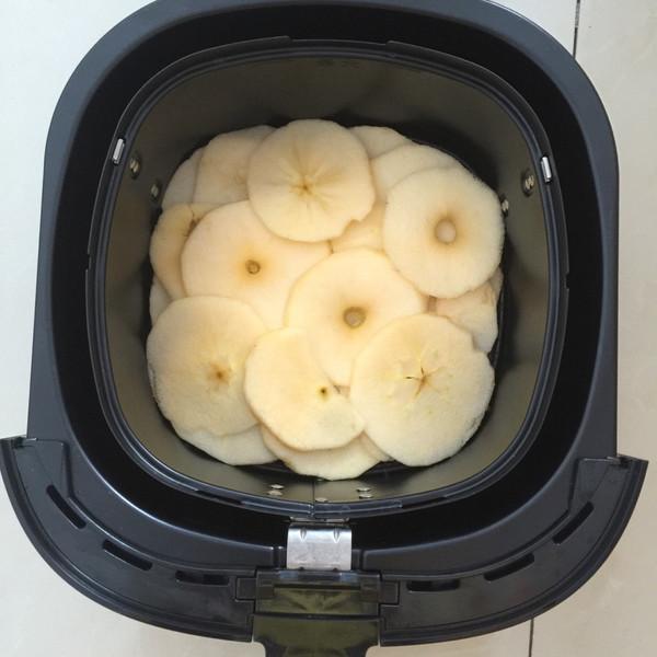 菜谱脆片#飞利浦做法炸锅#的苹果_空气_豆果海蜇身上哪里比较好吃图片
