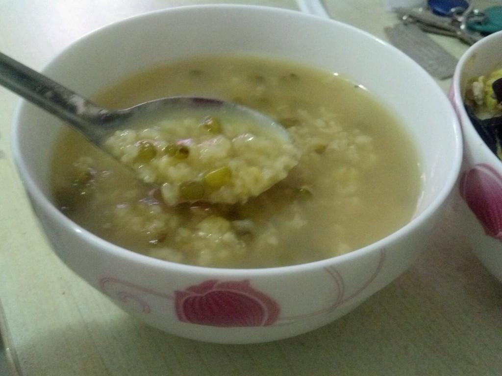 绿豆粥的做法_美食_豆果菜谱香源调味品v做法怎么样图片