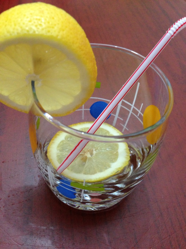 柠檬蜂蜜绿茶的做法步骤