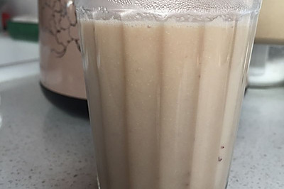 早餐饮品-核桃红枣豆浆