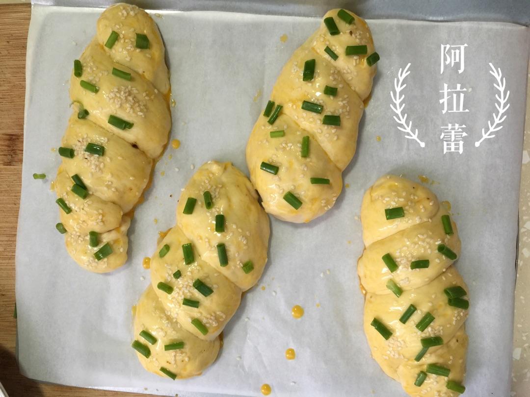 热狗面包卷的做法图解9