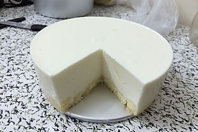 酸奶慕斯蛋糕(六寸)