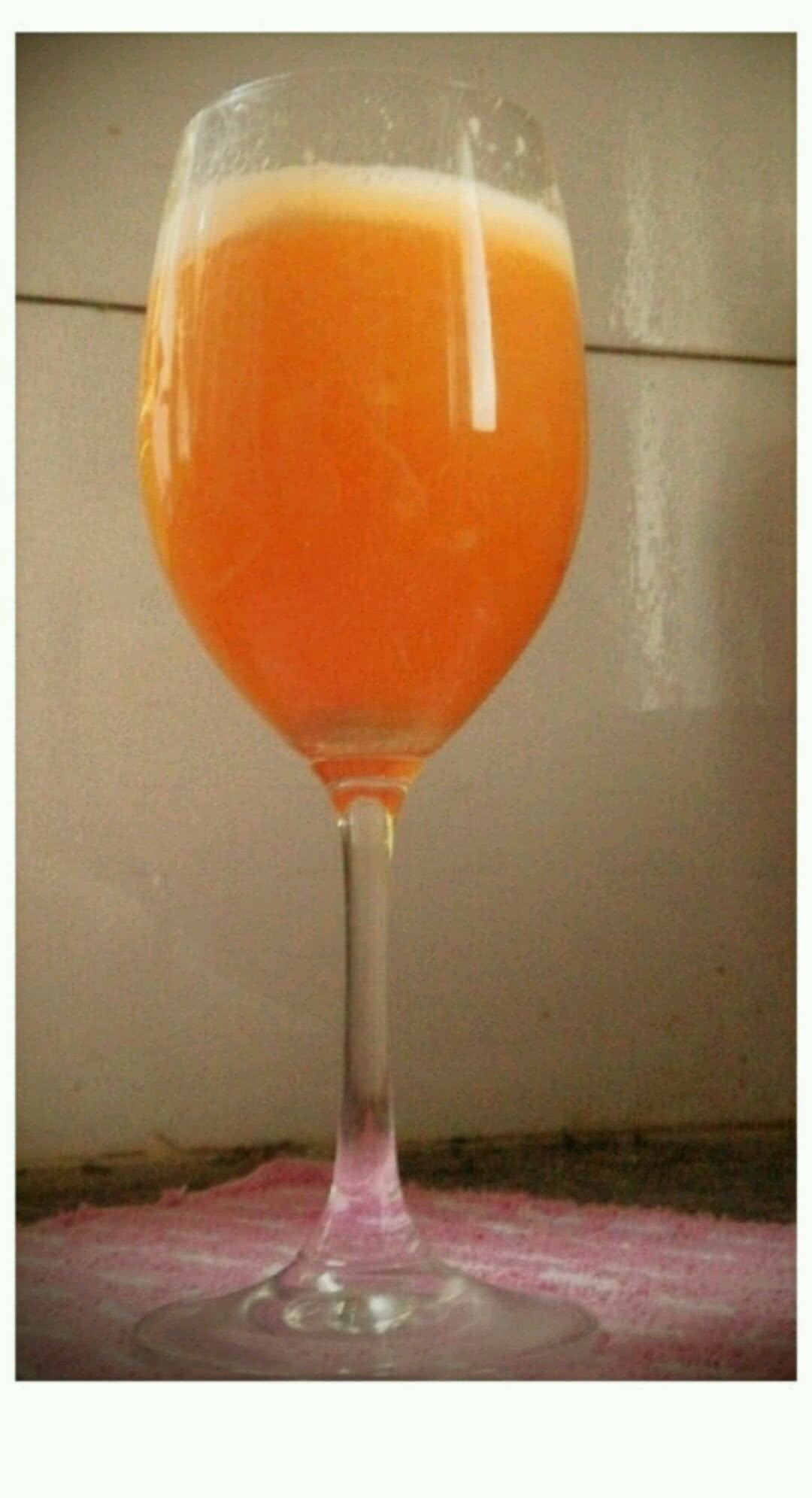 榨果汁步骤图手动