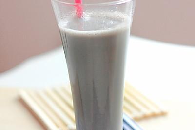 黑芝麻核桃豆浆