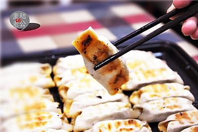 锅贴【利仁电饼铛试用】