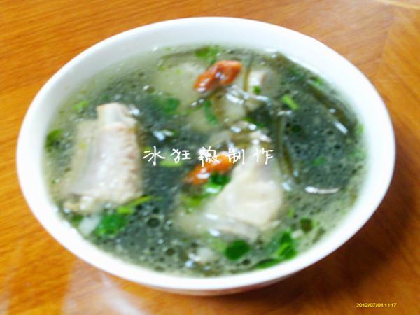 菜谱排骨汤的美食_热菜_豆果做法v菜谱家常菜谱大全海带家常图片