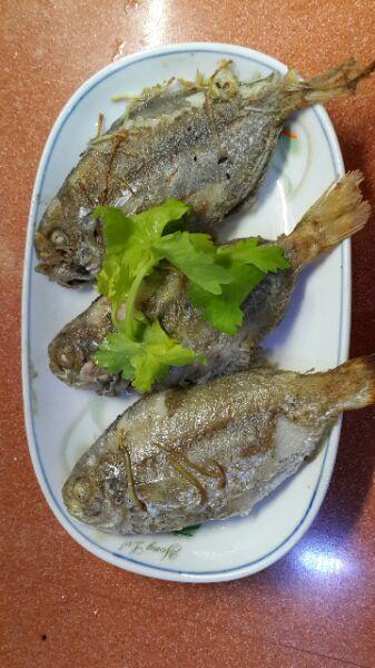 香煎海鱼的做法图解3