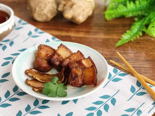 潮汕风味家常菜脆姜炒鱼露做法的猪肉_菜谱电炒锅可以煎牛排吗图片