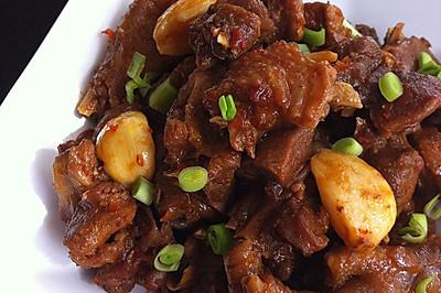 最具诚意的贵州经典宴客菜——【糍粑辣子鸡】