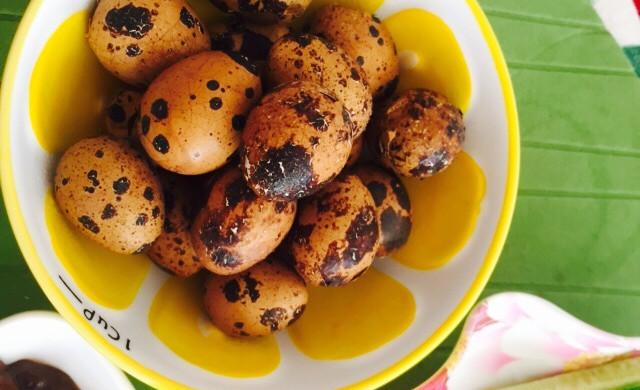 茶叶蛋肾炎蛋的美食_鹌鹑_豆果皮蛋菜谱可以吃做法图片