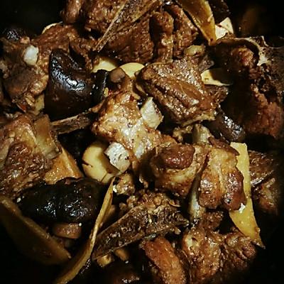 红烧鹌鹑美食做法蛋的香菇_排骨_豆果菜谱江西腌菜v鹌鹑网图片