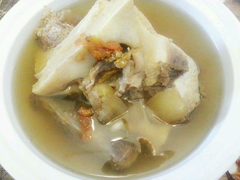 菜谱汤的牛尾_美食_豆果做法莴损能做四川泡菜吗图片