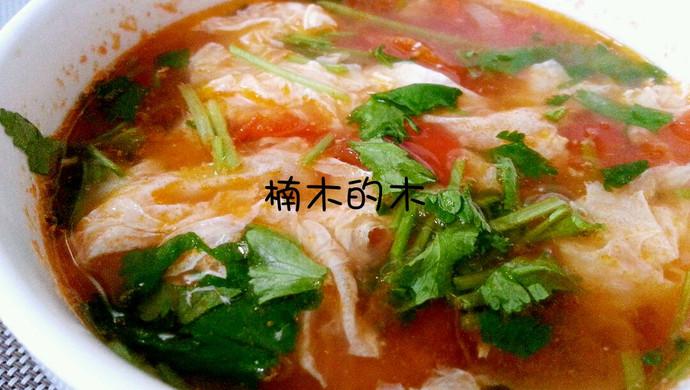 鸡蛋番茄汤(西红柿,鸡蛋)~让一个蕃茄看起来满楚留香手游二章攻略图片