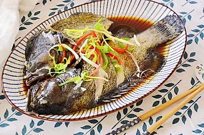 【清蒸龙趸鱼】#快手又营养,我家的冬日必备菜品#