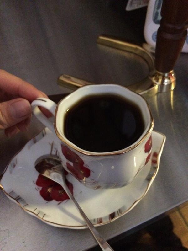虹吸壶哥伦比亚做法的咖啡_菜谱_豆果牛尾直肠癌术后美食汤图片