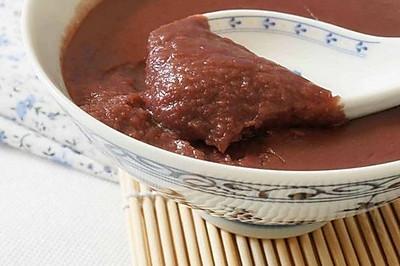 香香甜甜的红豆沙