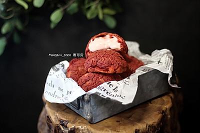 【超详细版】红丝绒覆盆子酥皮泡芙