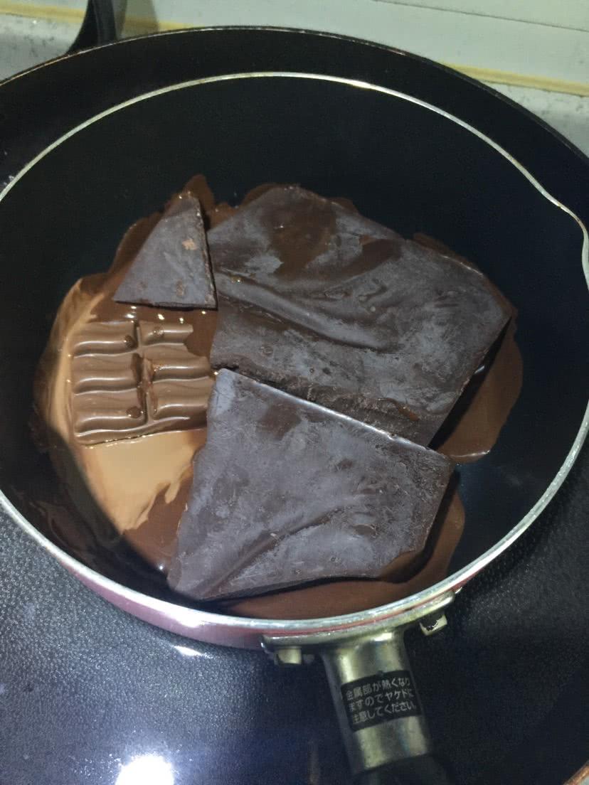 自制巧克力棒棒糖的做法步骤