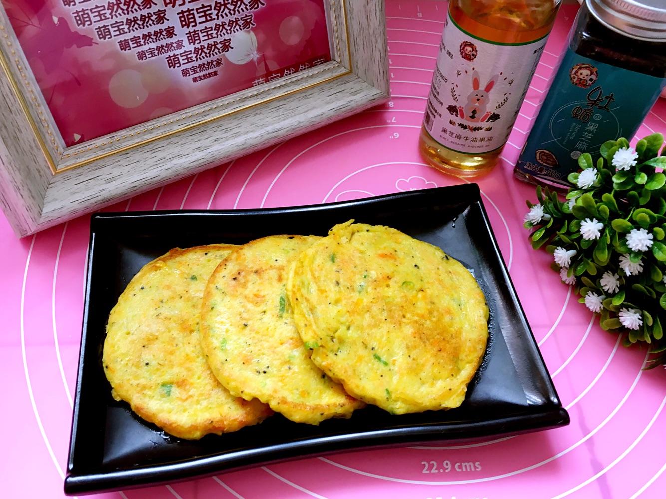 宝宝辅食——土豆鸡蛋饼