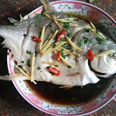 清蒸金菜谱的美食-黄米-豆果做法移动版吃鲳鱼有啥图片