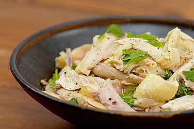 越式手撕鸡|美食台