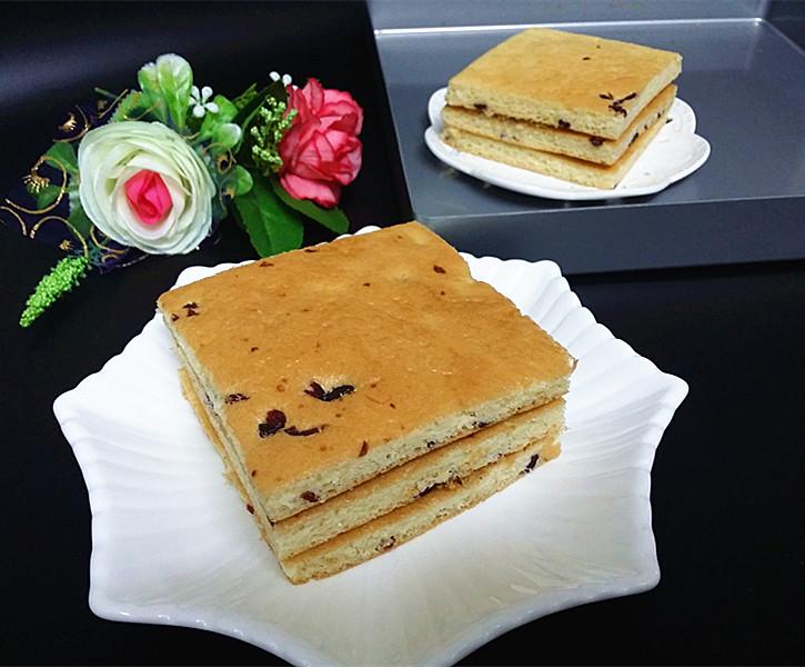 蔓越莓肉松时光#我的莓好蛋糕#怎么给胀肚的羊放气图片