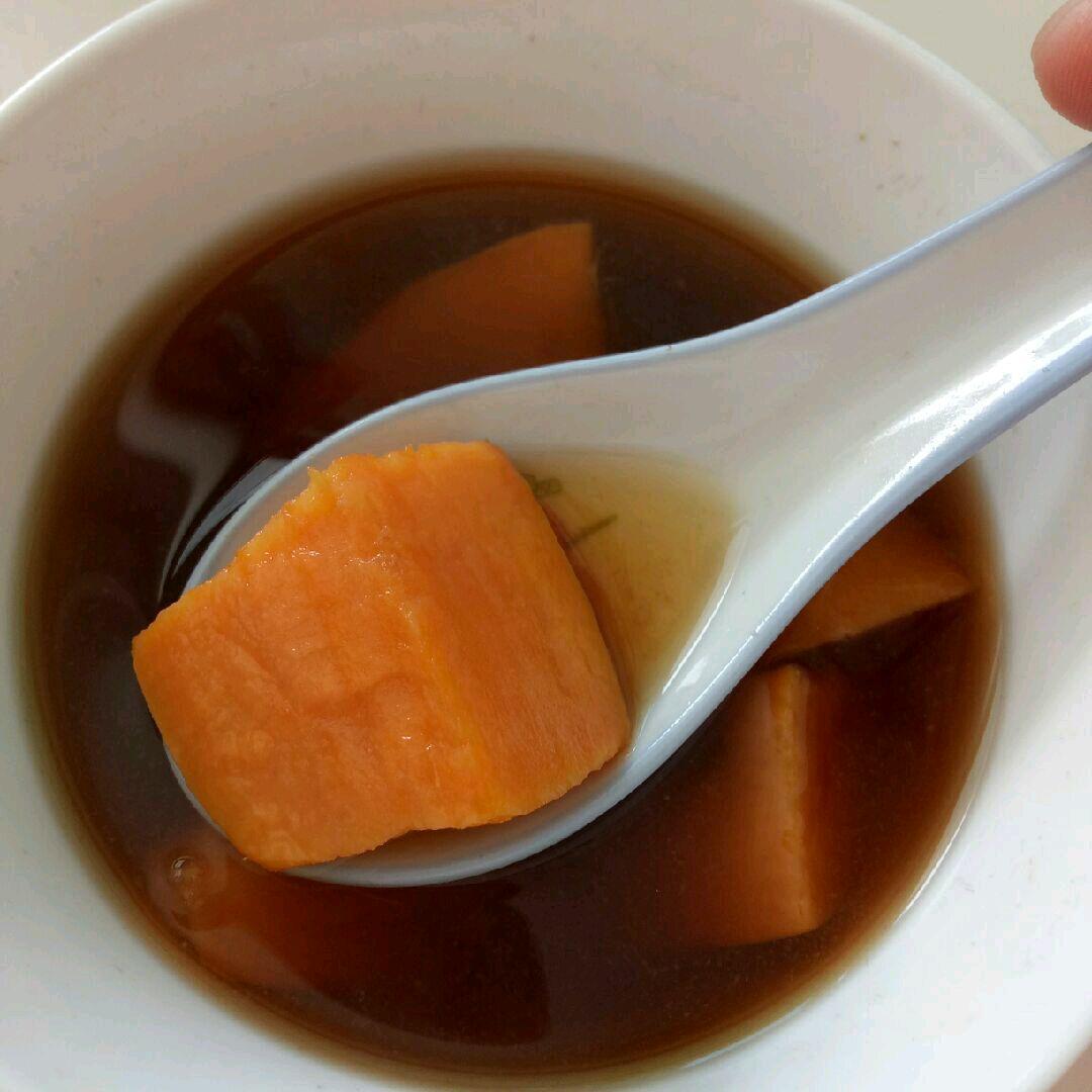 生姜2片,甜品3材料,加入鲤鱼所有炖盅,放入400毫升水,调红糖模式炖煮2水上貂汤勺竿图片