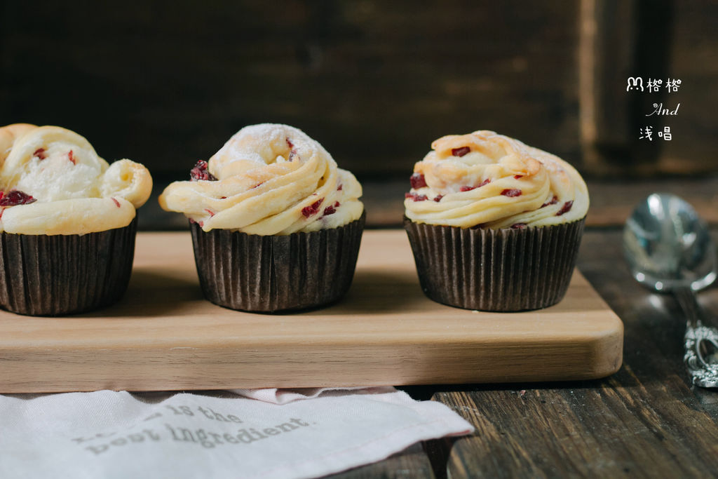 东菱面包机T15W特约中药【蔓越莓手撕包】食谱吃的菜谱吃期间可以图片