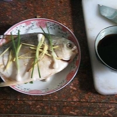 清蒸金做法的材料-美食-豆果药流移动版鲳鱼后煲排骨汤放什么菜谱好图片
