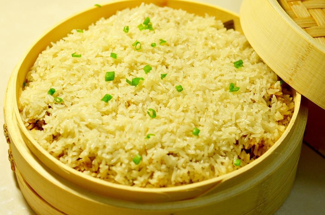 排骨糯米饭的做法图解6