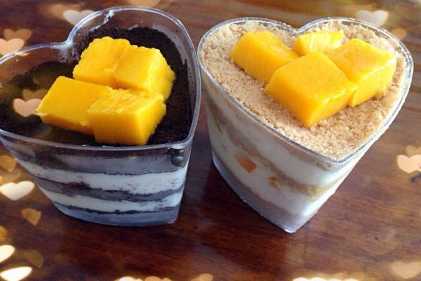 木糠杯-做法最简单的蛋糕