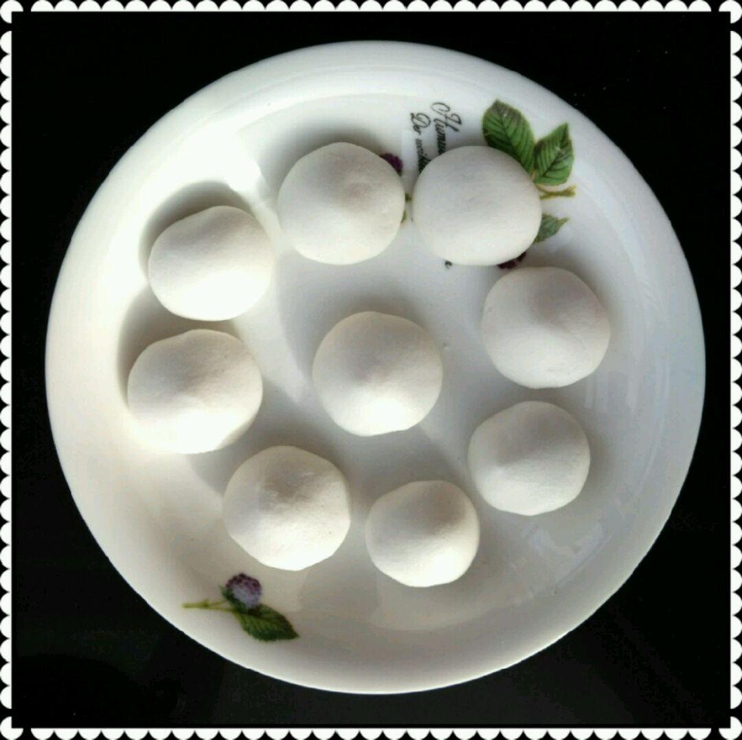 榴莲汤圆的做法步骤