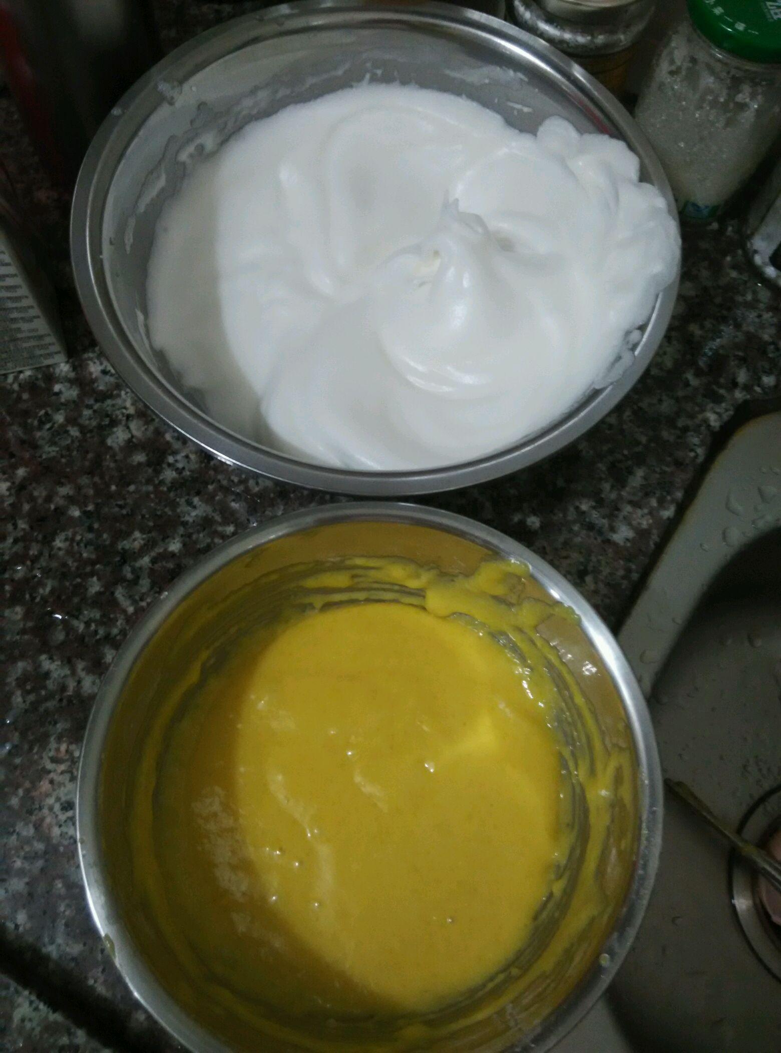 电饭煲蛋糕的做法步骤