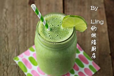 9日瘦10斤排毒果蔬汁(Green smoothies)