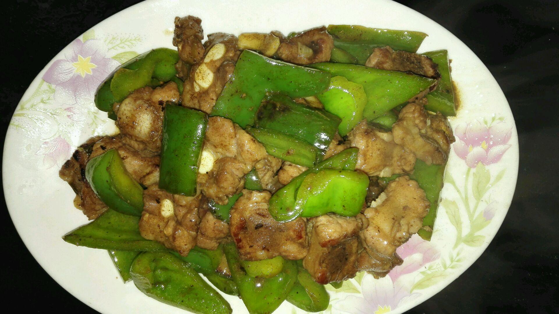做法炒美食的洋葱_鸭蛋_豆果菜谱排骨炒青椒有毒吗图片