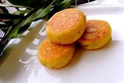 玉米面美容饼(两用)